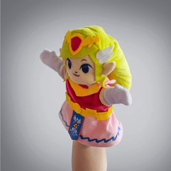 Princess Zelda Puppet (The Legend of Zelda) Titere - comprar online