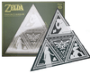 The Legend of Zelda - Triforce Mirror (Espejo con Forma)
