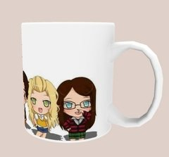 Caneca The Big Bang Theory na internet