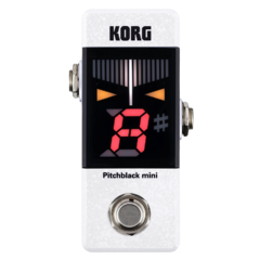 KORG Pitchblack PB-Mini - Color Blanco - comprar online