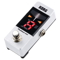KORG Pitchblack PB-Mini - Color Blanco en internet