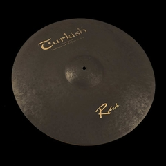 "TURKISH  Crash 16"" Raw Dark - RDRK-C16"