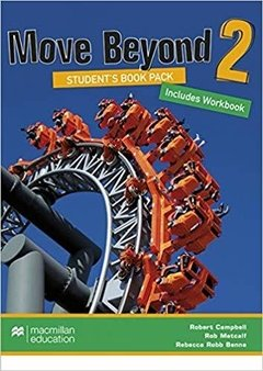 MOVE BEYOND 2 - STUDENTS'S BOOK AND WORKBOOK AND DVD
