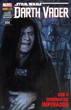 STAR WARS DARTH VADER #06 - SOB O DOMÍNIO DO IMPERADOR