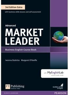 MARKET LEADER ADVANCED  THIRD EDITION EXTRA - STUDENT S BOOK WITH DVD-ROM & MY ENGLISH LAB