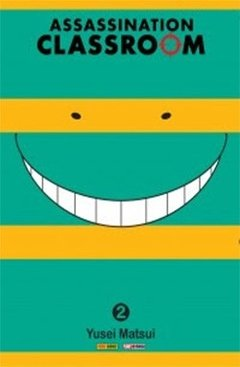 ASSASSINATION CLASSROOM #02