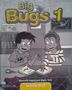 Big Bugs 1 - Pupil's Book + Activity Book - comprar online