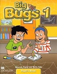 Big Bugs 1 - Pupil's Book + Activity Book