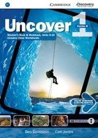 Uncover 1B - Student's Book With Online Workbook and Online Practice