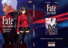 FATE/STAY NIGHT #08 - comprar online