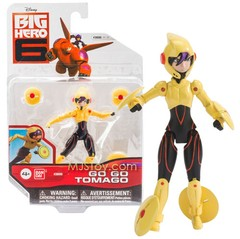 GO GO TOMAGO - BIG HERO 6 - PEQUENO