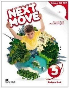 NEXT MOVE 3 - STUDENT'S BOOK - INCLUDES DVD