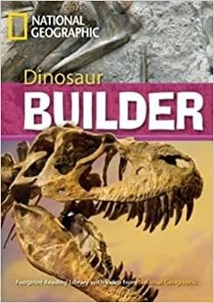 DINOSAUR BUILDER - FOOTPRINT READING LIBRARY - AMERICAN ENGLISH
