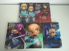 PACK FATE/STAY NIGHT - VOLUMES #01 À #05 - comprar online