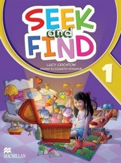 Seek And Find 1 - Inclui Livro Digital