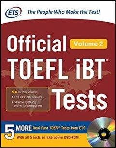 OFFICIAL TOEFL IBT TESTS - VOLUME 2