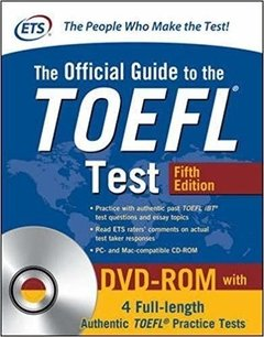 THE OFFICIAL GUIDE TO THE TOEFL TEST - FIFTH EDITION