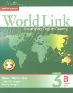 WORLD LINK 3B - STUDENT S BOOK WITH CD-ROM - SECOND EDITION