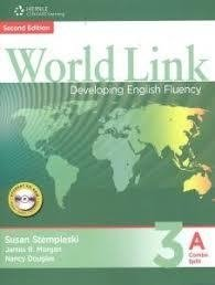 WORLD LINK 3A - STUDENT S BOOK WITH CD-ROM - SECOND EDITION