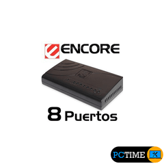 Switch Tp-Link/Encore 10/100 Mbps 8 Puertos