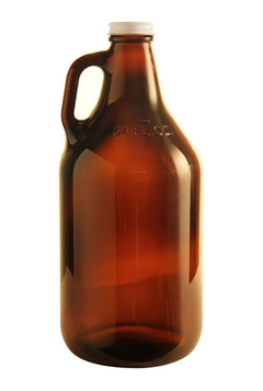 Botellon Growler Liso Pack x 10