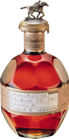 Whisky Blanton´s The Original Single Barrel Bourbon Whiskey - comprar online