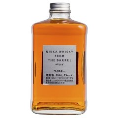 Whisky Nikka From The Barrel. 500ml. S/Estuche. - comprar online