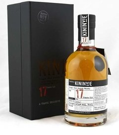 Whisky Single Malt Kininvie 17 Years Old. En Estuche.