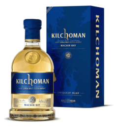 Whisky Single Malt Kilchoman Machir Bay 750ml Origen Escocia.