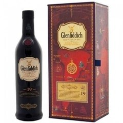 Whisky Glenfiddich 19 Años Age Of Discovery Red Wine Cask. - comprar online