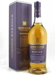 Whisky Single Malt Glenmorangie Dornoch Edición Limitada.