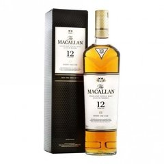 Whisky Single Malt The Macallan 12 Años Sherry Oak Cask.