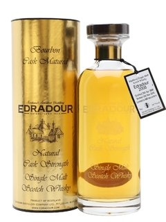 Whisky Edradour 10 Años Natural Cask Strength 58,7% abv. - comprar online