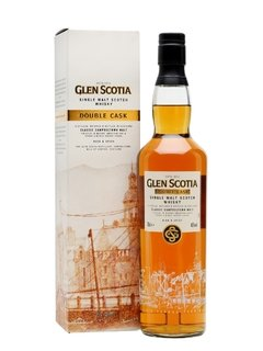 Whisky Single Malt Glen Scotia Double Cask Origen Escocia.
