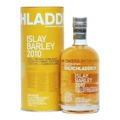 Whisky Bruichladdich Islay Barley 2010 700ml Origen Escocia.