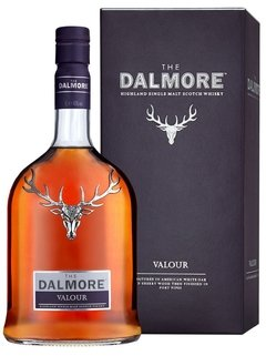 Whisky Single Malt Dalmore Valour De Litro. En Estuche.