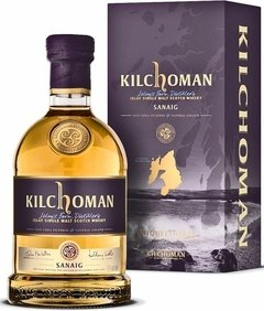 Whisky Single Malt Kilchoman Sanaig 750ml Origen Escocia.