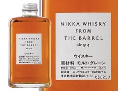 Whisky Nikka From The Barrel. 500ml. S/Estuche. en internet