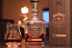 Whisky Jack Daniels Single Barrel 128.7 Proof Origen Usa. en internet