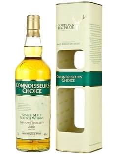 Whisky Single Malt Dufftown 2006 Embotellado por Gordon MacPhaill Origen Escocia.