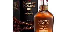 Whisky Bourbon Maker´s Mark 101 Proof De Litro - comprar online