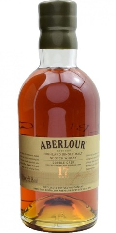 Whisky Single Malt Aberlour 17 Años Double Cask E/limitada.