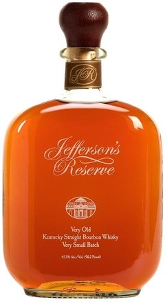 Whisky Jeffersons Reserve Very Small Batch 45,1% abv Origen Usa.