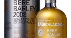 Whisky Single Malt Bruichladdich Bere Barley 2008 700ml. - comprar online