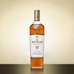 Whisky Single Malt The Macallan 12 Años Sherry Oak Cask. en internet