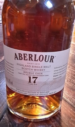 Whisky Single Malt Aberlour 17 Años Double Cask E/limitada. - comprar online