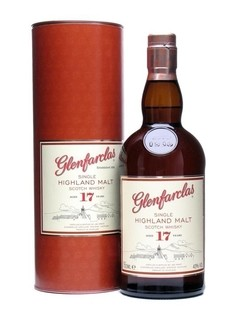 Whisky Single Malt Glenfarclas 17 Años 700ml En Estuche.