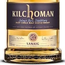 Whisky Single Malt Kilchoman Sanaig 750ml Origen Escocia. - comprar online