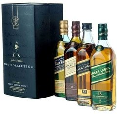 Whisky Johnnie Walker The Collection Pack Blue & Green Label - Todo Whisky