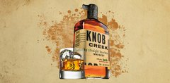 Whisky Bourbon Knob Creek 100 Proof Small Batch Origen Usa. en internet